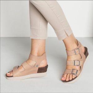 Birkenstock Papillio Linnea Platform Wedge Sandal